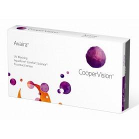 Изгоден промо пакет Avaira (4 лещи) + разтвор и капки за очи
