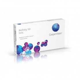 Biofinity XR (3 лещи) Висок диоптър