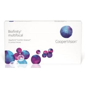 Biofinity Multifocal (6 лещи) по поръчка!
