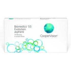BIO пакет Biomedics Evolution (4 лещи) + разтвор Biotrue 360мл