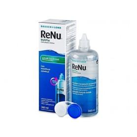 Разтвор за лещи Renu Multiplus 360мл + контейнер