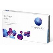 Biofinity Toric (1 леща) по поръчка!