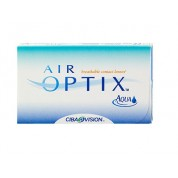 Air Optix Aqua (2 лещи) и Разтвор Options Multi 100мл