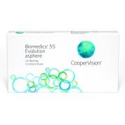Biomedics 55 Evolution (6 лещи)