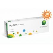 MyDay (30 лещи) + 10бр. Clariti 1 day - подарък!