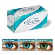 FreshLook Dimensions® (2 лещи) без диоптър