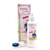 Разтвор за лещи Oftyll Mono Pink 100мл + контейнер